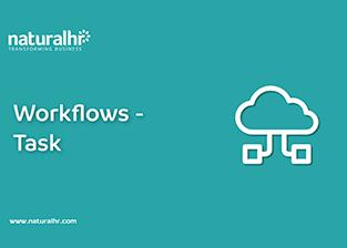 Task workflows